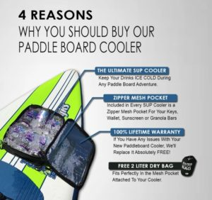 Paddle Board Cooler