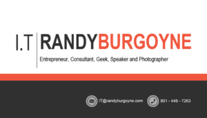 Randy Burgoyne Sample 1