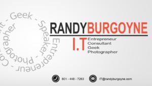 Randy Burgoyne Sample 2