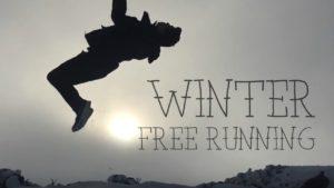 Winter Free Running