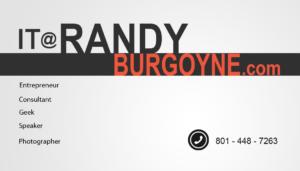 Randy Burgoyne Sample 3