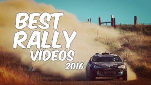 Best Rally Videos 2016