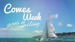 Cowes Week Sailing 2016