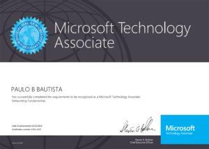 Microsoft Technology Associate 2014