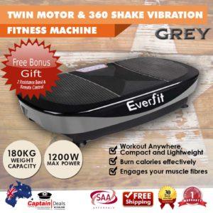 Grey Twin Motor Vibration